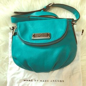 MARC by Marc Jacobs classic mini messenger bag💙💚